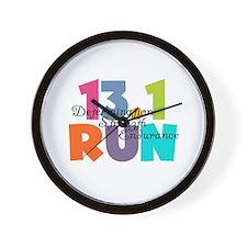 13.1 Run Multi-Colors Wall Clock