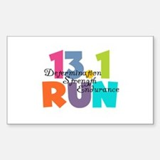 13.1 Run Multi-Colors Decal