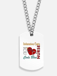 ICU Nurse Dog Tags