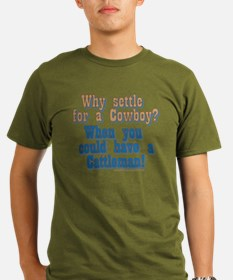 COWBOY OR CATTLEMAN T-Shirt