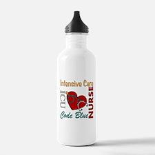ICU Nurse Water Bottle