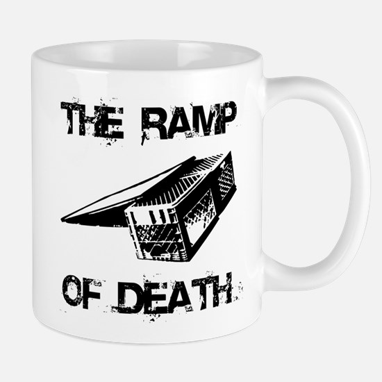 RAMP OF DEATH Mug