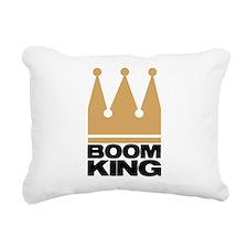 BOOMKING4.png Rectangular Canvas Pillow
