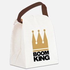 BOOMKING4.png Canvas Lunch Bag
