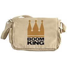 BOOMKING4.png Messenger Bag