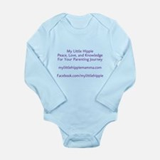 My Little Hippie Parenting Resource Body Suit