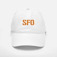AIRCODE SFO Baseball Baseball Cap