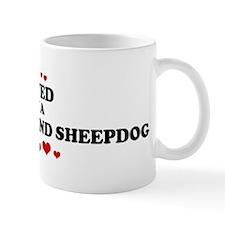Loved: Polish Lowland Sheepdo Mug