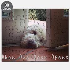 When One Door Opens Puzzle