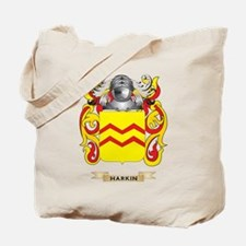 Harkin Coat of Arms (Family Crest) Tote Bag