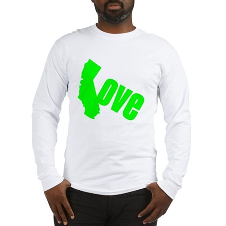 California Love neon Long Sleeve T-Shirt