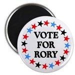 """Vote For Rory 2.25"""" Magnet (100 pack)"""