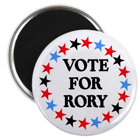 """Vote For Rory 2.25"""" Magnet (10 pack)"""