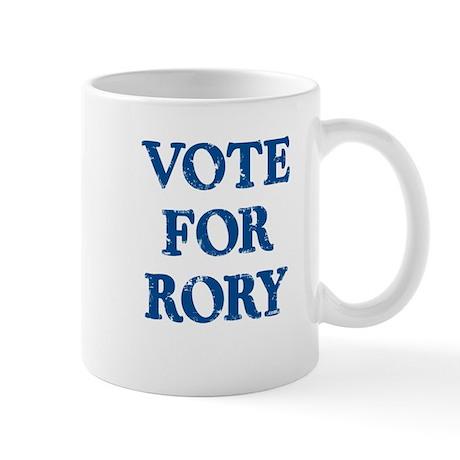 Vote For Rory Mug