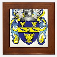 Harper Coat of Arms (Family Crest) Framed Tile