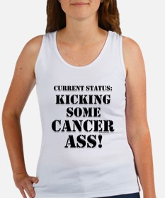 Current Status: Cancer Women's Tank Top