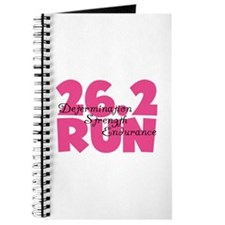 26.2 Run Pink Journal
