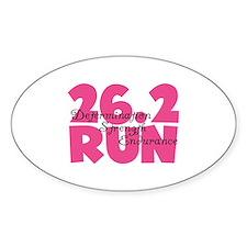 26.2 Run Pink Decal