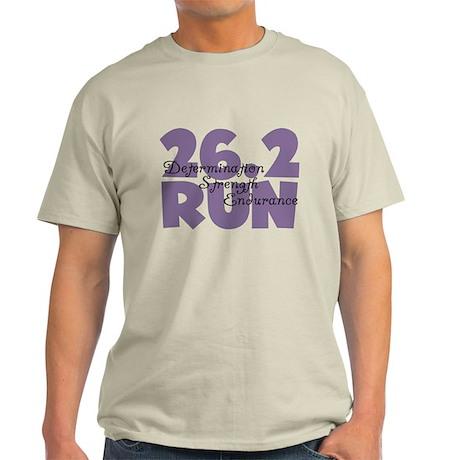 26.2 Run Purple Light T-Shirt