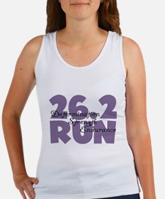 26.2 Run Purple Women's Tank Top
