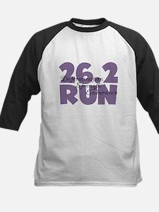 26.2 Run Purple Tee