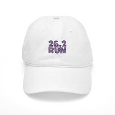 26.2 Run Purple Cap