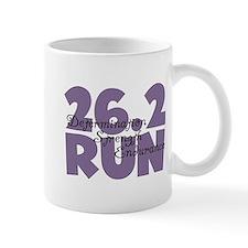 26.2 Run Purple Mug