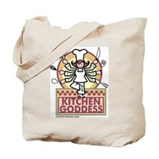 Cute Kitchen Tote Bag