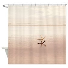 Dancing starfish Shower Curtain