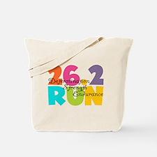 26.2 Run Multi-Colors Tote Bag
