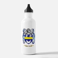Hartnett Coat of Arms (Family Crest) Water Bottle
