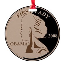 First Lady Coin,  Ornament