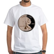 First Lady Coin,  Shirt
