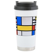MONDRIAN 1 Travel Mug