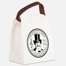 GIUSEPPE VERDI BI-CENTENN Canvas Lunch Bag