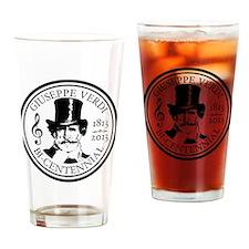 GIUSEPPE VERDI BI-CENTENN Drinking Glass
