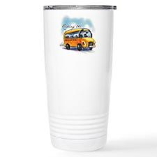 Riding the Struggle Bus Travel Mug