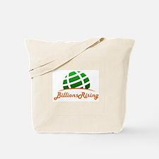 Billions Rising Logo Tote Bag