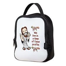 False Profits Neoprene Lunch Bag