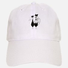 Wedding Cats Baseball Baseball Baseball Cap
