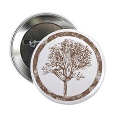Full Circle Vintage Button