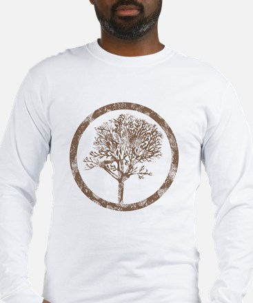 Full Circle Vintage Long Sleeve T-Shirt
