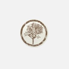Full Circle Vintage Mini Button