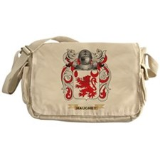 Haughey Coat of Arms (Family Crest) Messenger Bag