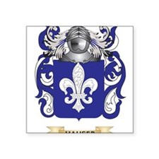 Hauser Coat of Arms (Family Crest) Sticker