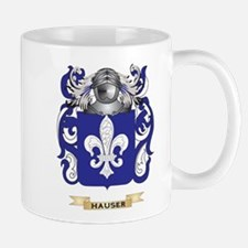 Hauser Coat of Arms (Family Crest) Mug