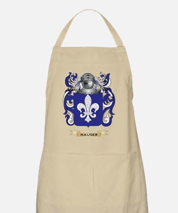 Hauser Coat of Arms (Family Crest) Apron