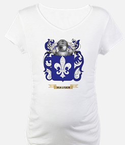 Hauser Coat of Arms (Family Crest) Shirt