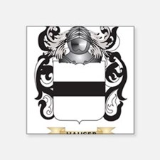 Hauser-2 Coat of Arms (Family Crest) Sticker