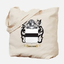 Hauser-2 Coat of Arms (Family Crest) Tote Bag